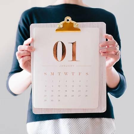 Influencer Content Calendar