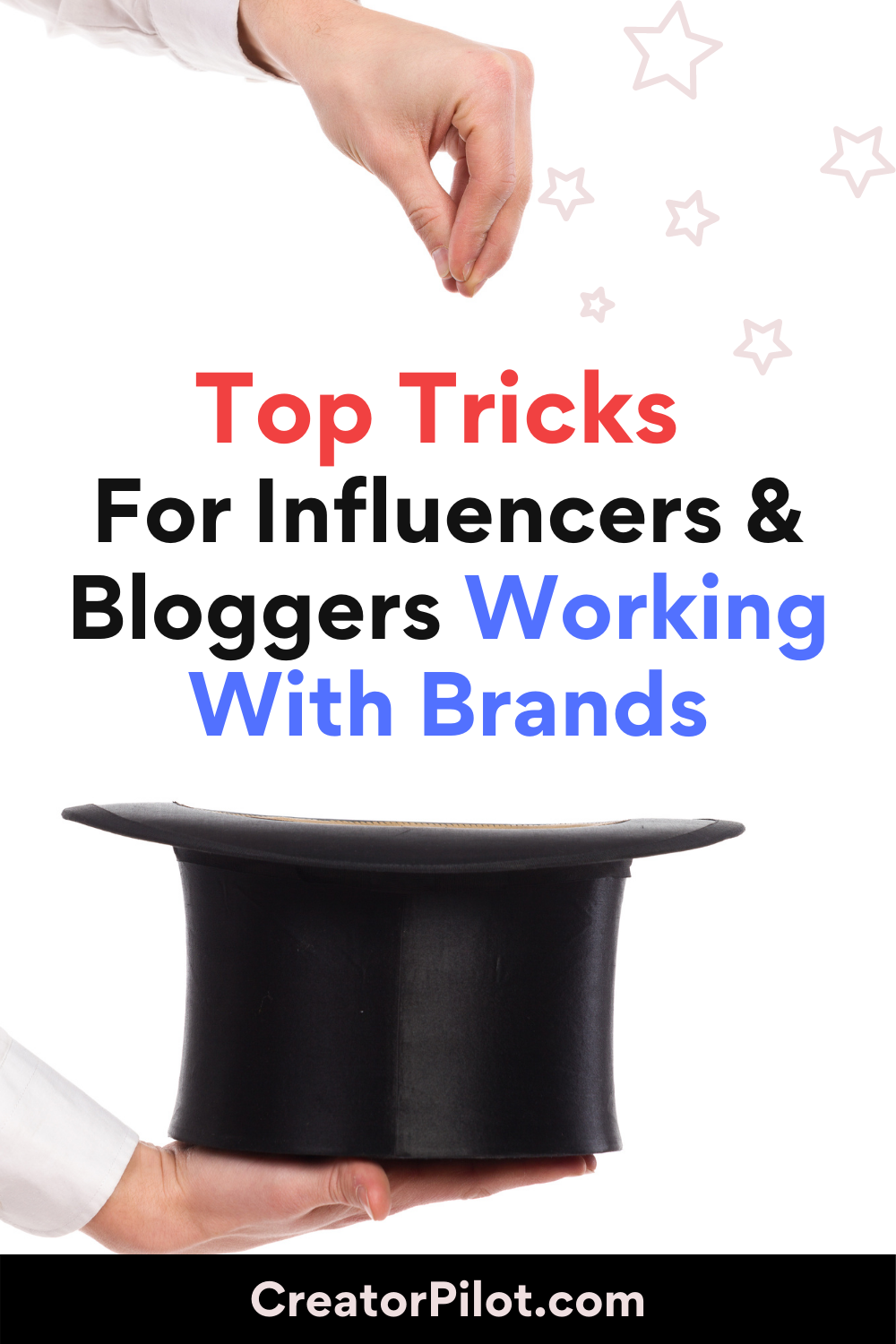 Top Tricks for Influencers working with brands