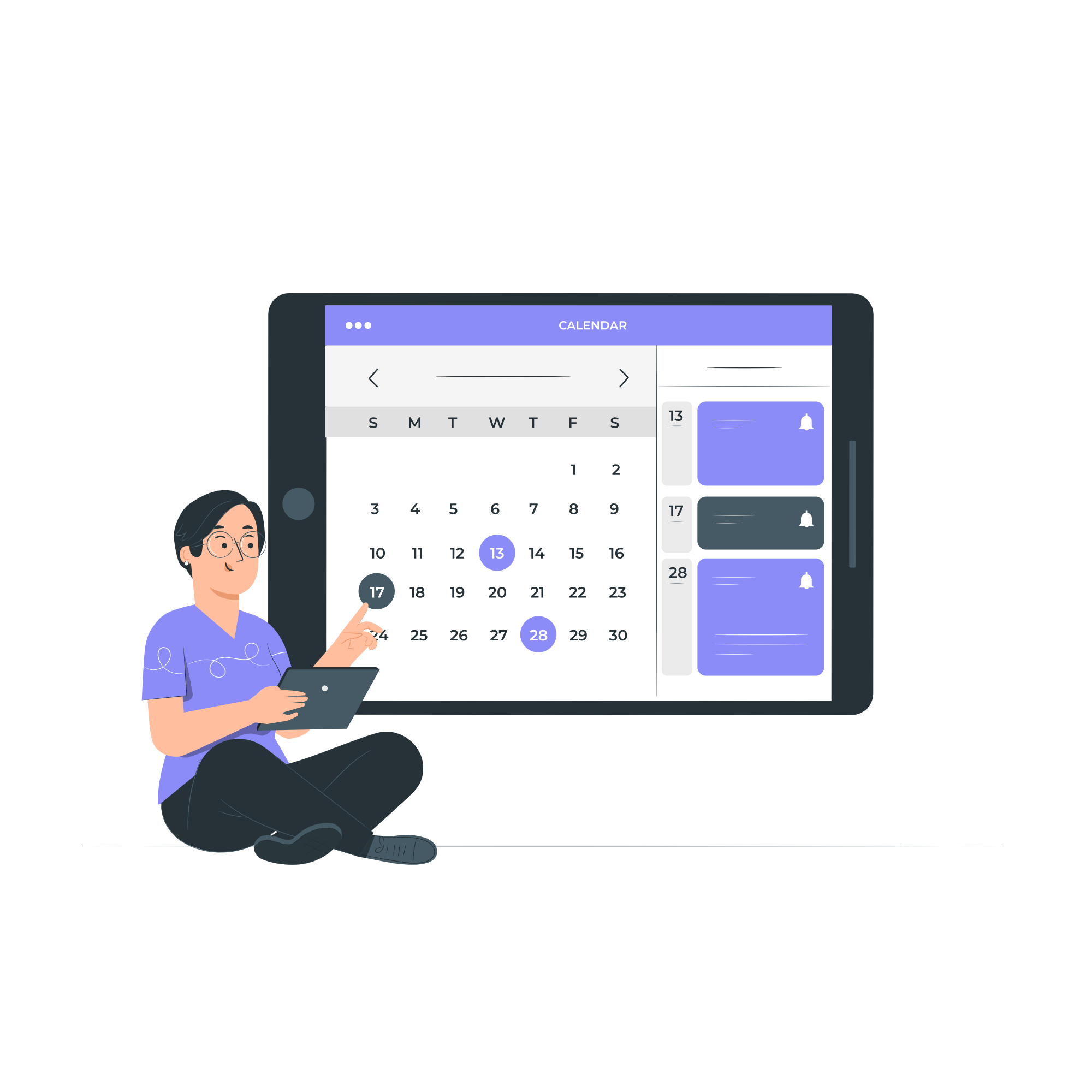 Content Calendars and Automated Reminders