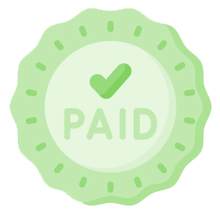 Paid Icon
